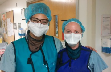 Learning the Ropes of Fieldwork in the Operating Room for the AWAKE* study