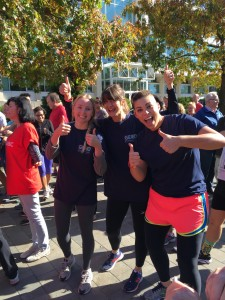 GERO Team at the UBC Turkey Trot
